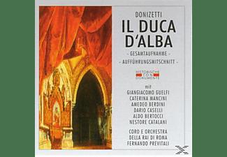 Coro E Orch.Della RAI Di Roma - Il Duca D'alba  - (CD)
