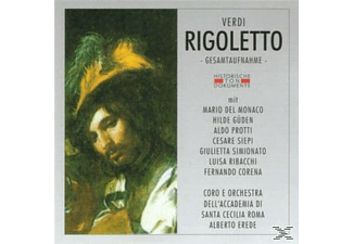 Coro E Orch.Dell'Accadem.Di Sa - Rigoletto  - (CD)