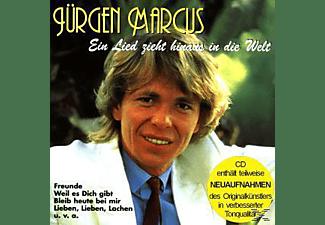 Jürgen Marcus - Ein Lied Zieht Hinaus I.D.Welt(Enth.Re-Recordings  - (CD)