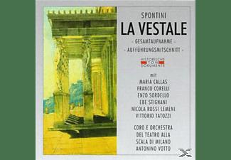 Coro E Orchestra Del Teatro Alla Scala Di Milano - La Vestale (Ga)  - (CD)