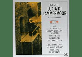 Orch.E Coro Del Maggio Musica - Lucia Di Lammermoor  - (CD)