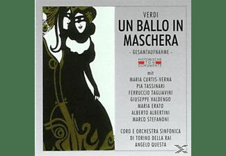 Coro E Orch.Sinf.Di Torino De - Un Ballo In Maschera  - (CD)