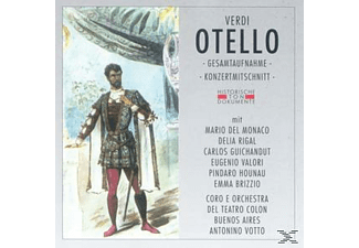 Coro E Orch.Del Teatro Colon - Otello  - (CD)