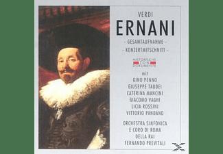 Orch.Sinf.E Coro Di Roma Della RAI - Ernani  - (CD)