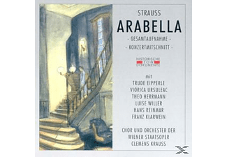 Chor & Orchester Der Wiener Staatsoper - Arabella (Ga)  - (CD)