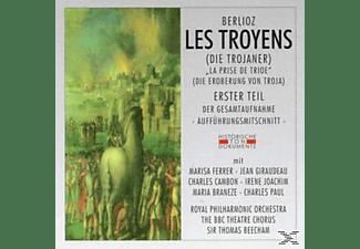 Rpo - Les Troyens-Erster Teil  - (CD)