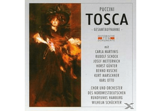 ORCH.D.WESTDT.RUNDFUNKS - Tosca  - (CD)