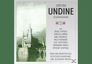 Chor - Undine  - (CD)