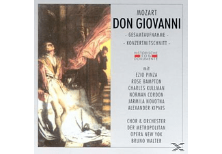 Metropolitan Opera Orchestra & Chorus - Don Giovanni (Ga)  - (CD)