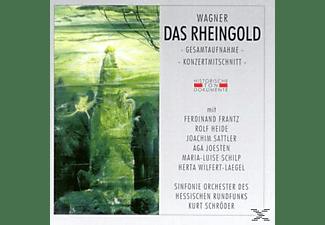 Sinf.Orch.D.Hess.Rundfunks - Das Rheingold  - (CD)
