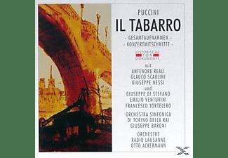 Orch.Radio Lausanne - Il Tabarro  - (CD)