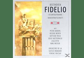 ORCH.DE LA SUISSE ROME - Fidelio (Ga)  - (CD)