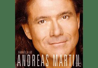 Andreas Martin - Niemals Zu Alt  - (CD)