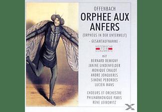 Choers Et Orch.Phil.Paris - Orphee Aux Anfers  - (CD)