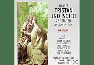Stattsk - Tristan Und Isolde 2.Teil  - (CD)