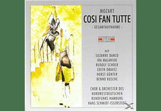 Chor & Orch.Des Nordwestdeutschen Rundfunk Hamburg - Cosi Fan Tutte (Ga)  - (CD)