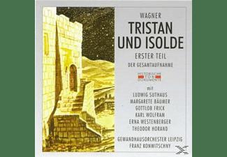 Gewhausorchester Leipzig - Tristan Und Isolde-Erster Tei  - (CD)