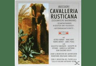 C, Chor & Orch.D.Bayer.Rundfunks - Cavalleria Rusticana  - (CD)