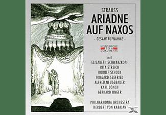 Philh - Ariadne Auf Naxos  - (CD)
