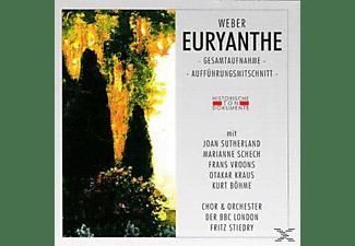 Chor & Orch.Der BBC London - Euryanthe (Ga)  - (CD)