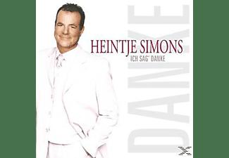 Heintje Simons - Ich Sag' Danke  - (CD)