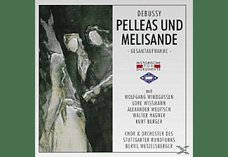 Chor & Orch.Des Stuttgarter Rundfunks - Pelleas Und Melisande (Ga)  - (CD)