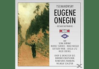 Chor & Orch.Des Nordwestdeutschen Rundfunk Hamburg - Eugene Onegin (Ga)  - (CD)