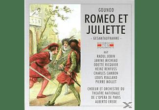Choeur Et Orch.Du Theatre Nationale - Romeo Et Juliette (Ga)  - (CD)