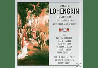 Metropolitan Opera Orchestra & Chorus - Lohengrin-Erster Teil  - (CD)
