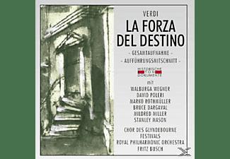 Rpo, Chor Des Glyndebourne Festivals - La Forza Del Destino (Ga)  - (CD)