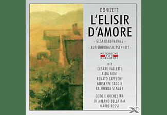 Coro Et Orch.Di Milano Della R - L'elisir D'amore  - (CD)