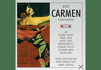 ORCH.D.OPERA COMIQUE PA - Carmen  - (CD)
