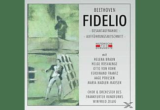Chor & Orch.Des Frankfurter Rundfunks - Fidelio (Ga)  - (CD)