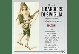 Coro E Orch.Di Milano Della Ra - Il Barbiere Di Siviglia  - (CD)