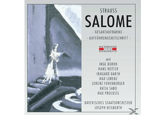 Bayer.Staatsorchester - Salome  - (CD)