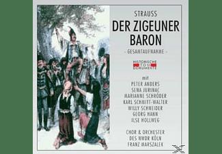 Chor U.Orch.D.Nwdr Köln - Der Zigeunerbaron  - (CD)