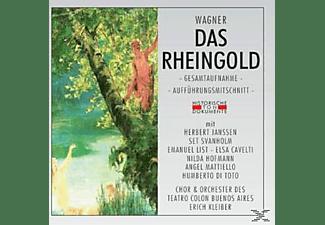 Chor - Das Rheingold  - (CD)