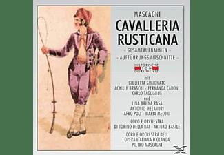 Coro E Orch.Dell Opera Italian - Cavalleria Rusticana  - (CD)