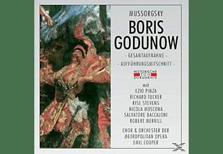 Metropolitan Opera Orchestra & Chorus - Boris Godunow (Ga)  - (CD)
