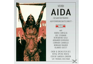 Chor & Orch.Des Royal Opera House - Aida (Ga)  - (CD)