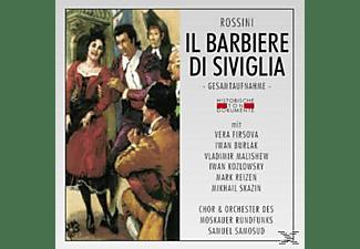 Chor & Orch.Des Moskauer Rundfunks - Il Barbiere Di Siviglia (Ga)  - (CD)