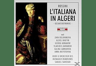 Chor & Orch.Des Moskauer Rundfunks - L'italiana In Algeri (Ga)  - (CD)