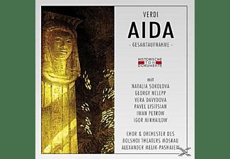 ORCH.D.BOLSHOI THEATERS - Aida  - (CD)