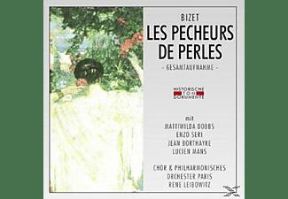 PHIL.ORCH.PARIS - Les Pecheurs De Perles  - (CD)
