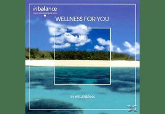 Wellenbrink - Wellness For You  - (CD)