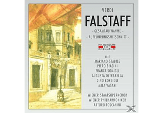 Arturo Toscanini - Falstaff  - (CD)