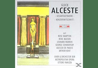 Metropolitan Opera Orchestra & Chorus - Alceste (Ga)  - (CD)