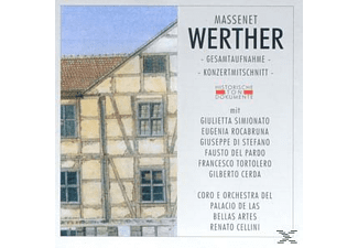 Coro E Orch.Del Palac.D.Las Be - Werther  - (CD)