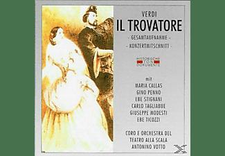 Coro E Orch.Del Tatro Alla Sca - Il Trovatore  - (CD)