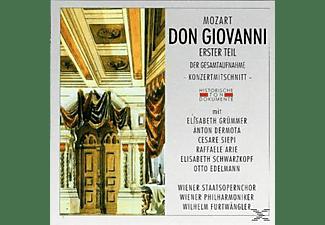 Wiener Philharmoniker, Wiener Staatsopernchor - Don Giovanni-Erster Teil  - (CD)